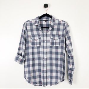 Victoria's Secret Button Down Shirt
